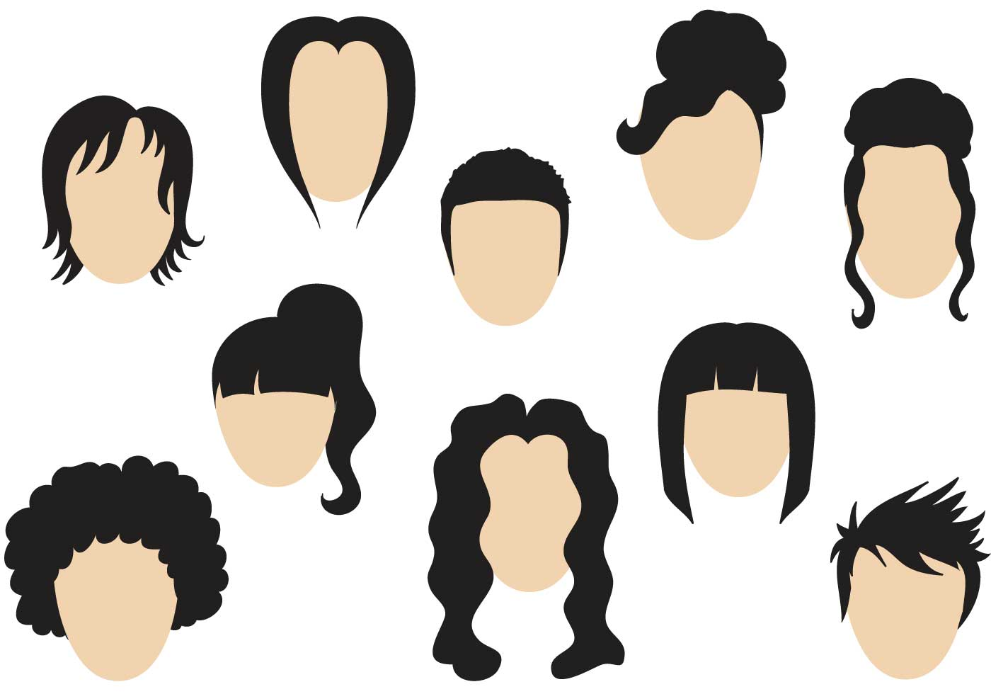 Cartoon Hairstyles – The Trendy and Amazing Model Ideas