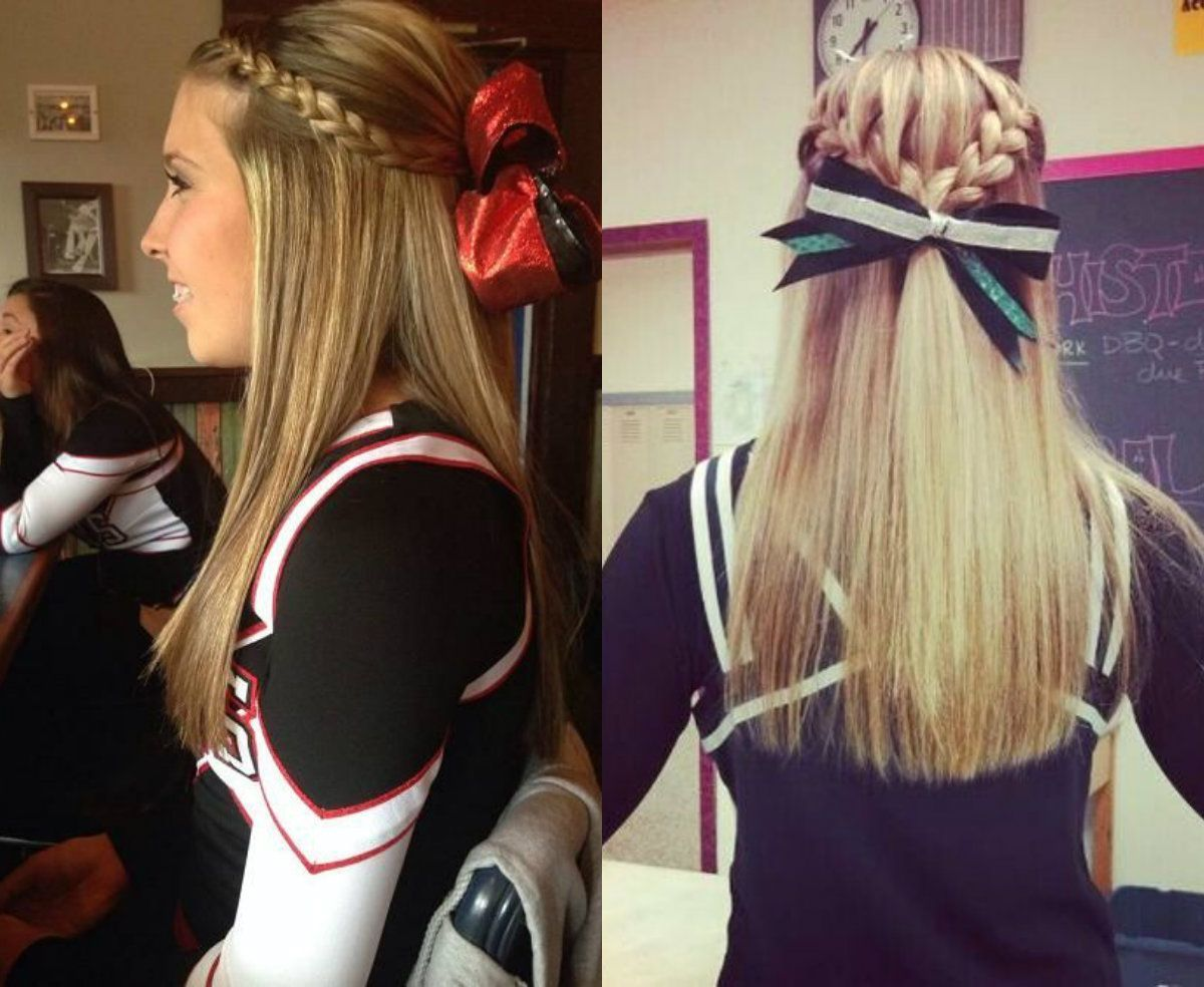 Cheer Hairstyles – A Few Reasons Why You Should Choose One