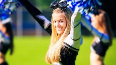 Modern Hair Styles For Cheerleaders