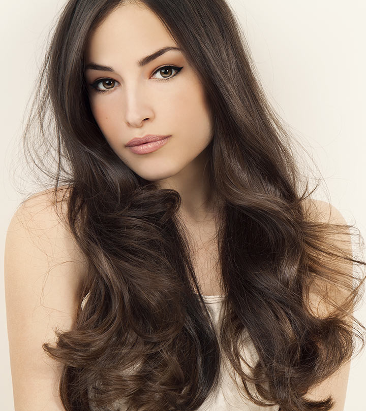 Beautiful Styles – Chocolate Brown Hair Color