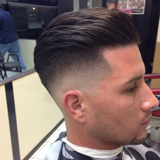 Latest Style – Cholo Haircut