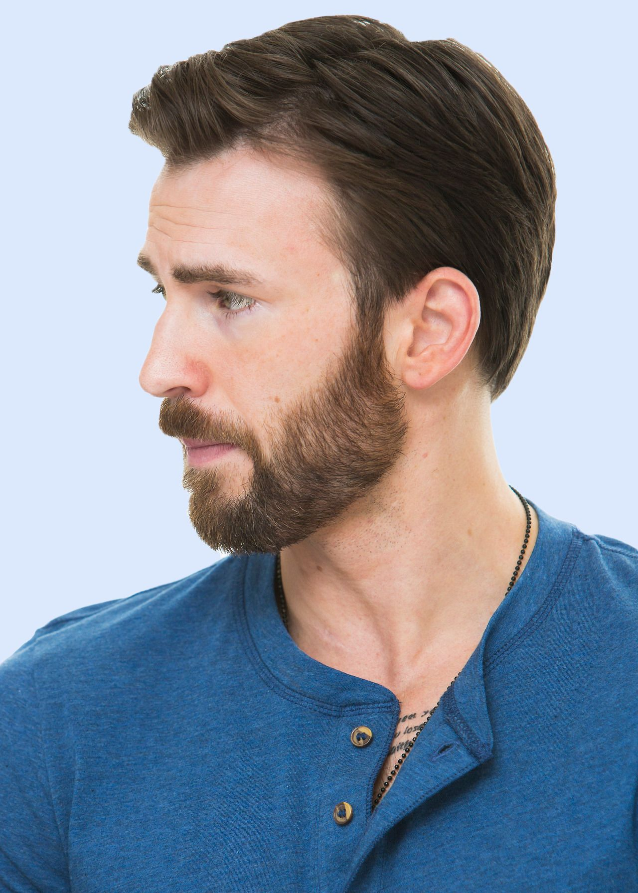 The Perfect Haircut – Chris Evans Styles