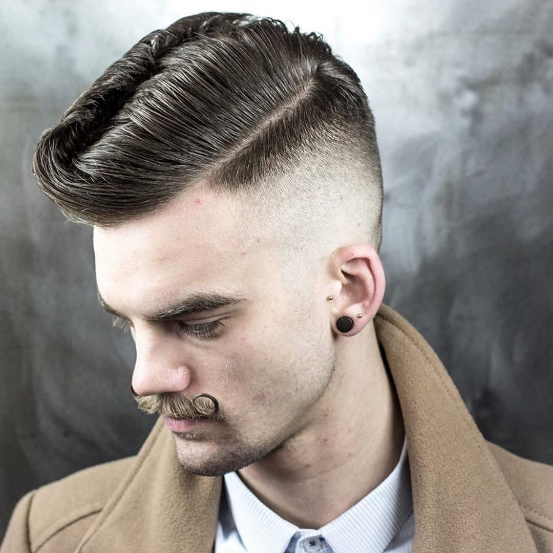 Latest Model Classic Haircut Trends For Men