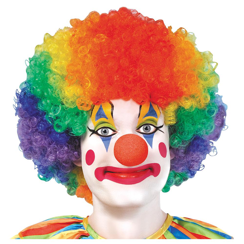 Choosing Your Clown Hair Design