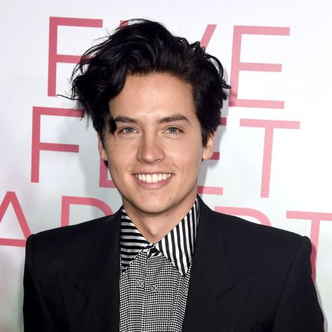 Cole Sprouse Hair Style