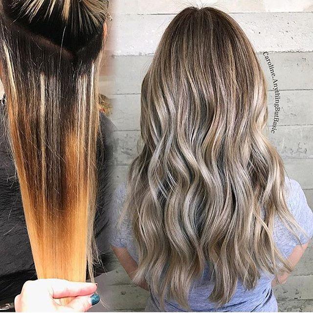Color Correction Hair Design Ideas
