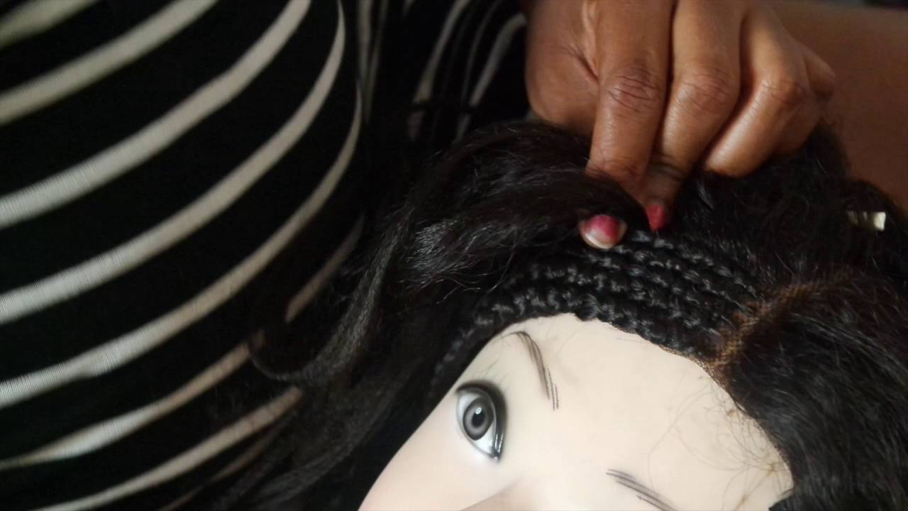 Cornrow Wig – An Interesting Design Idea