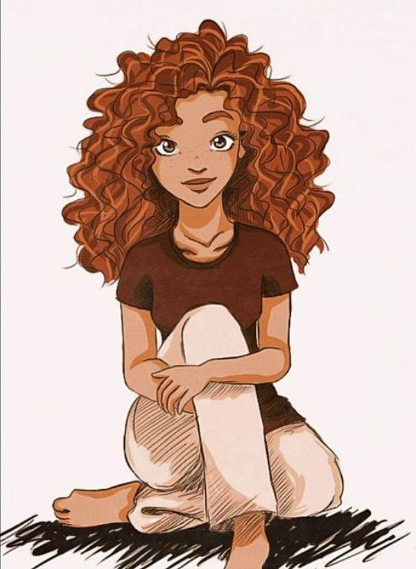 Styles For Curly Cartoon Hair Boys