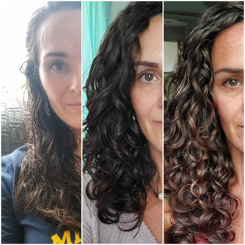 Pattern for Curly Hair Method – A Beautiful Pattern for Curly Hair
