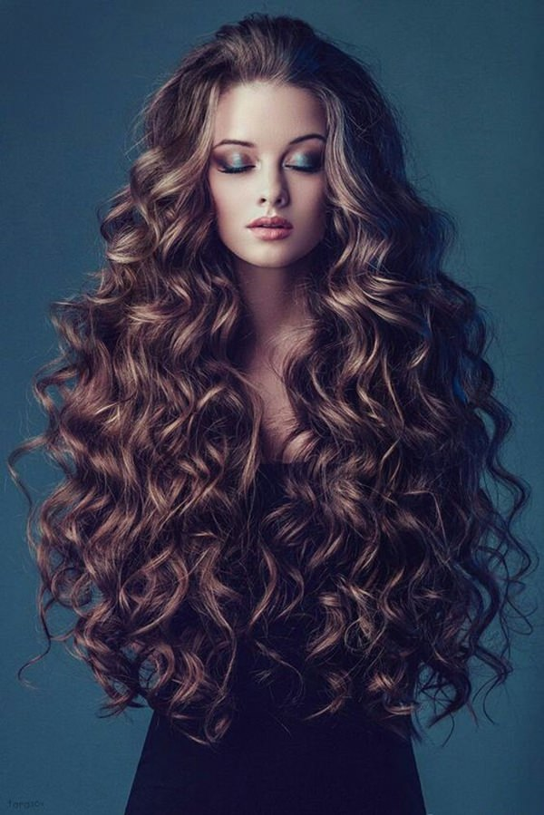 Styles For Curly Hair Women