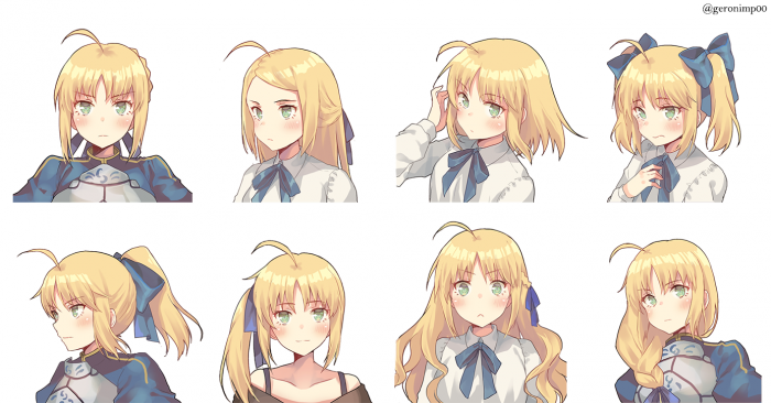 Cute Anime Hairstyles – 5 Most Cute Anime Style Ideas For Girls