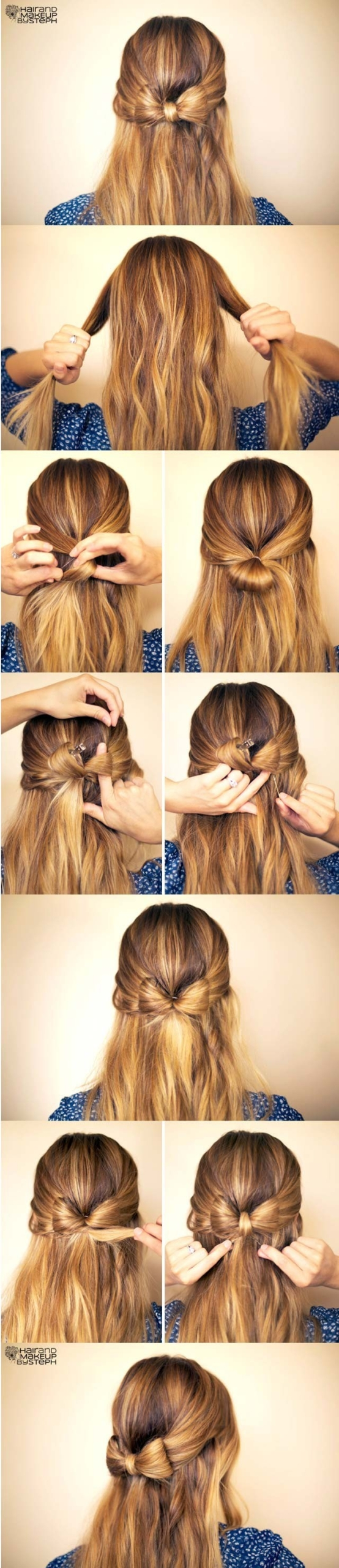 Cute Easy Styles For Girls