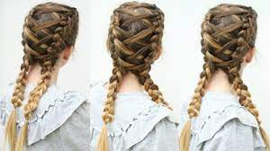 Cute Quick Hairstyles Pattern for Women