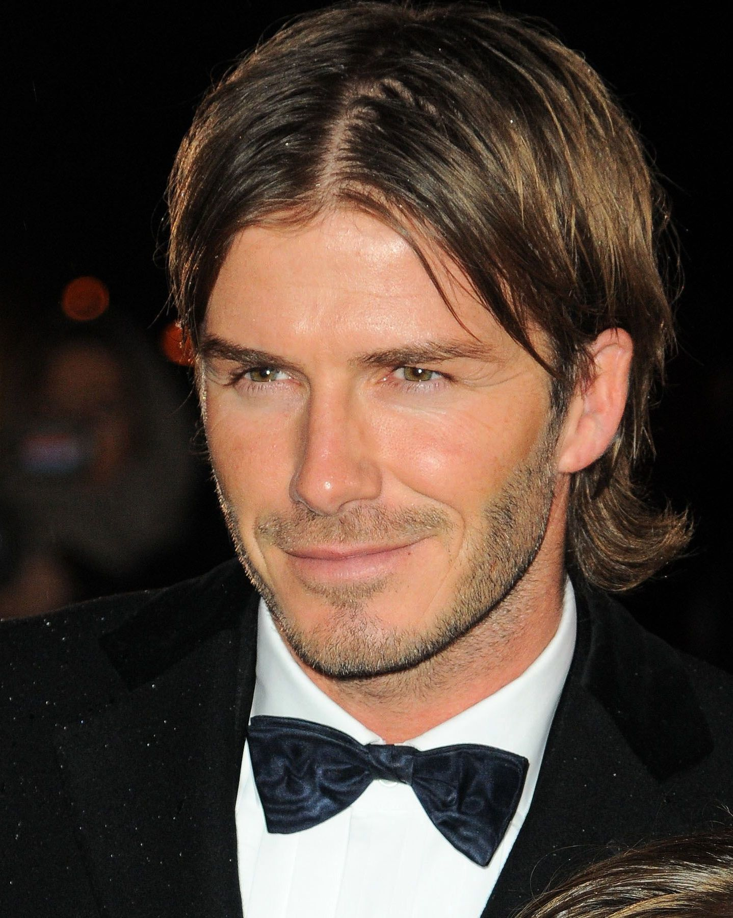 David Beckham Hairstyle Influences