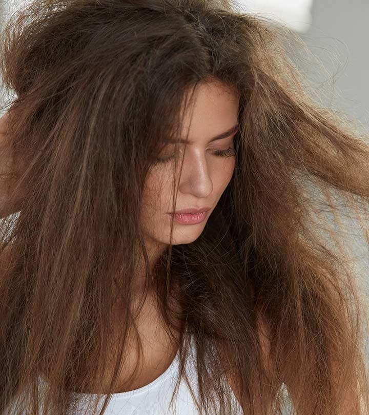 Dead Hair Tips