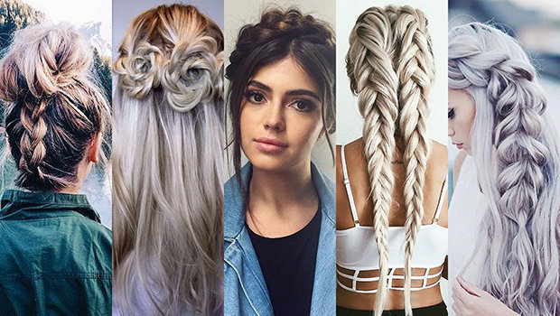 Different Braid Hairstyles Pattern for Black Hair