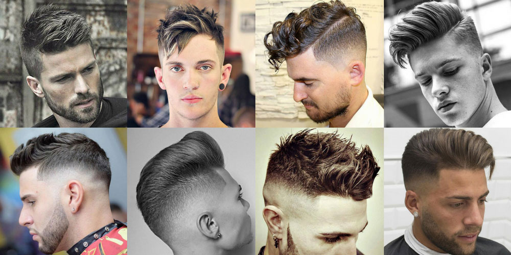 Different Haircuts Ideas – Pattern for Men