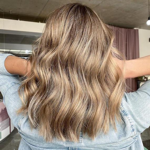 Sexy Dirty Blond Hair Design Ideas