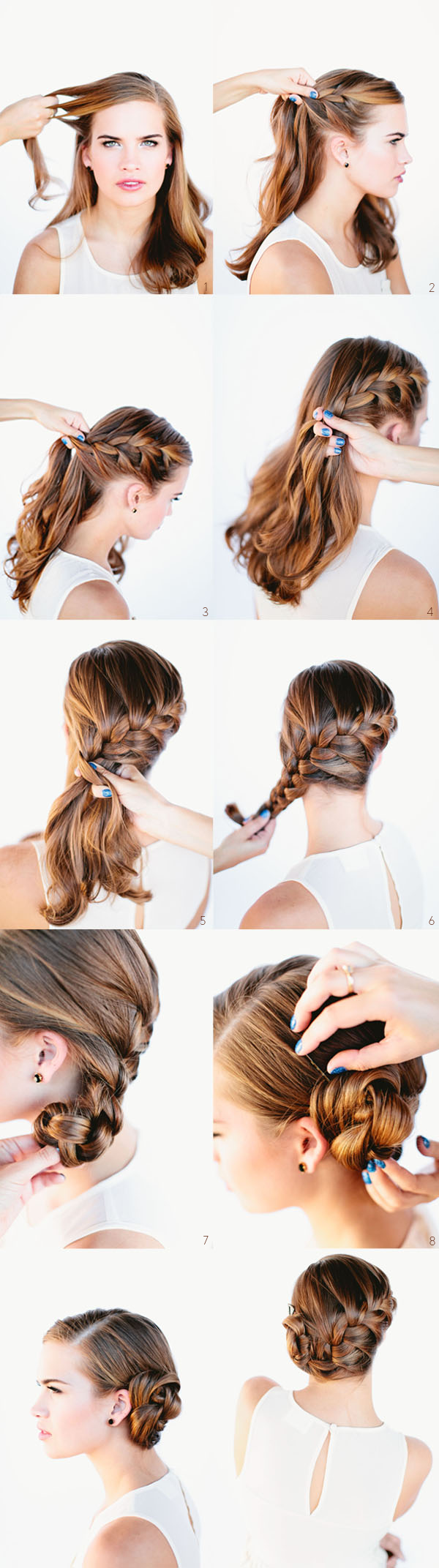 Some Great DIY Haircut For Both Men And Women