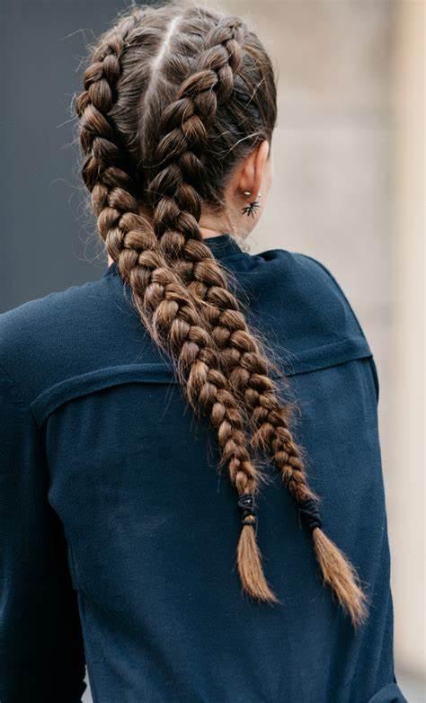 Best Design – Dutch Braid Hairstyles