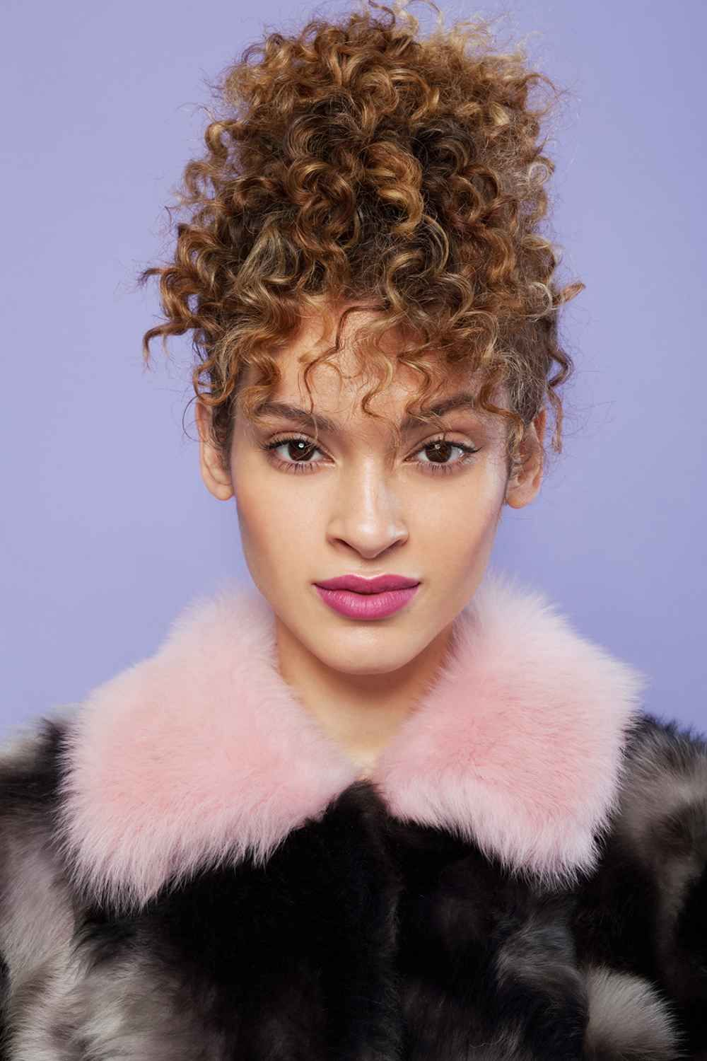 Easy Curly Hairstyles Pattern for Beginners