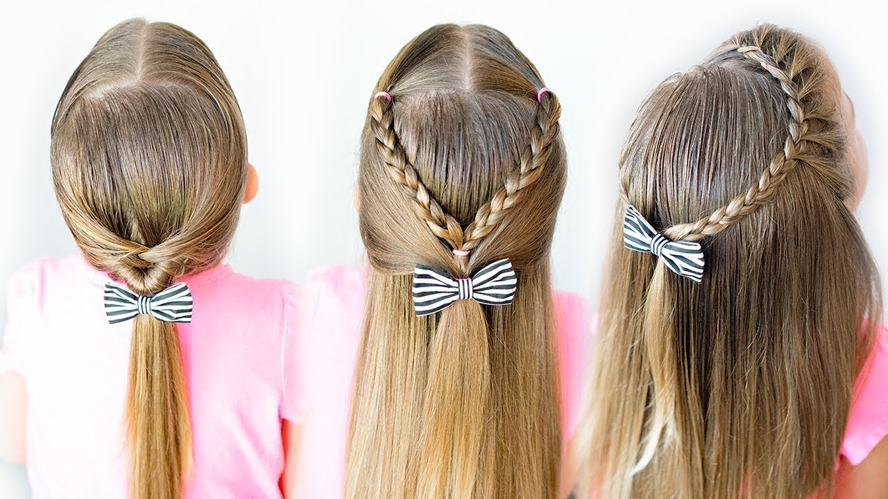 Easy Toddler Hairstyles – Easy Model Ideas For Toddlers
