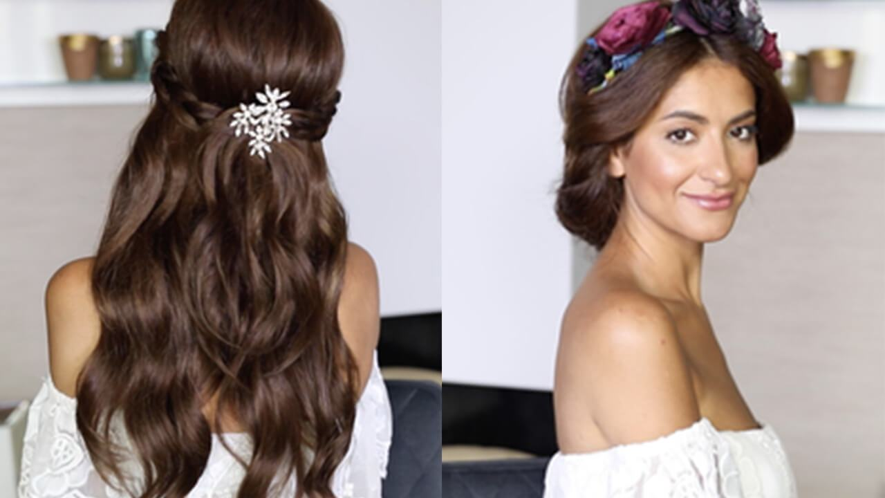How to Find Easy Wedding Hairstyles for Women