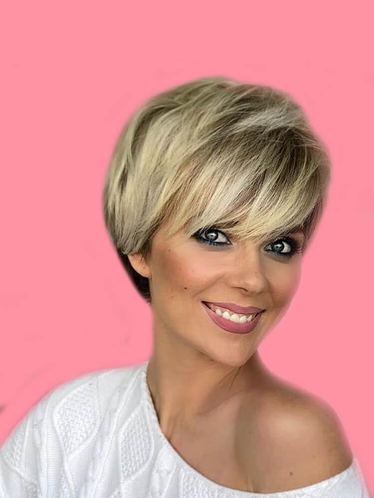Edgy Short Haircuts Design Ideas