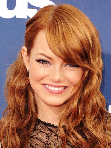 Beautiful Pattern for Emma Stone Hair Styles