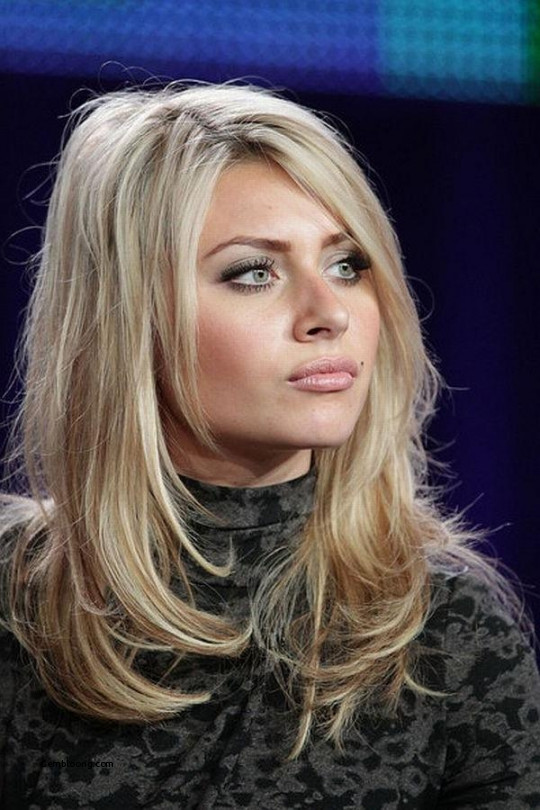 Styles For Round Face Frame Haircut