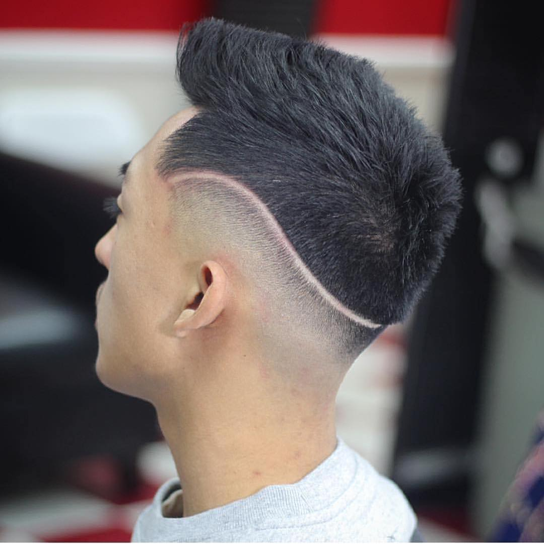 Styles for Guys – Fade Haircut Designs Model For Guys