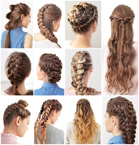 Beautiful French Hairstyles