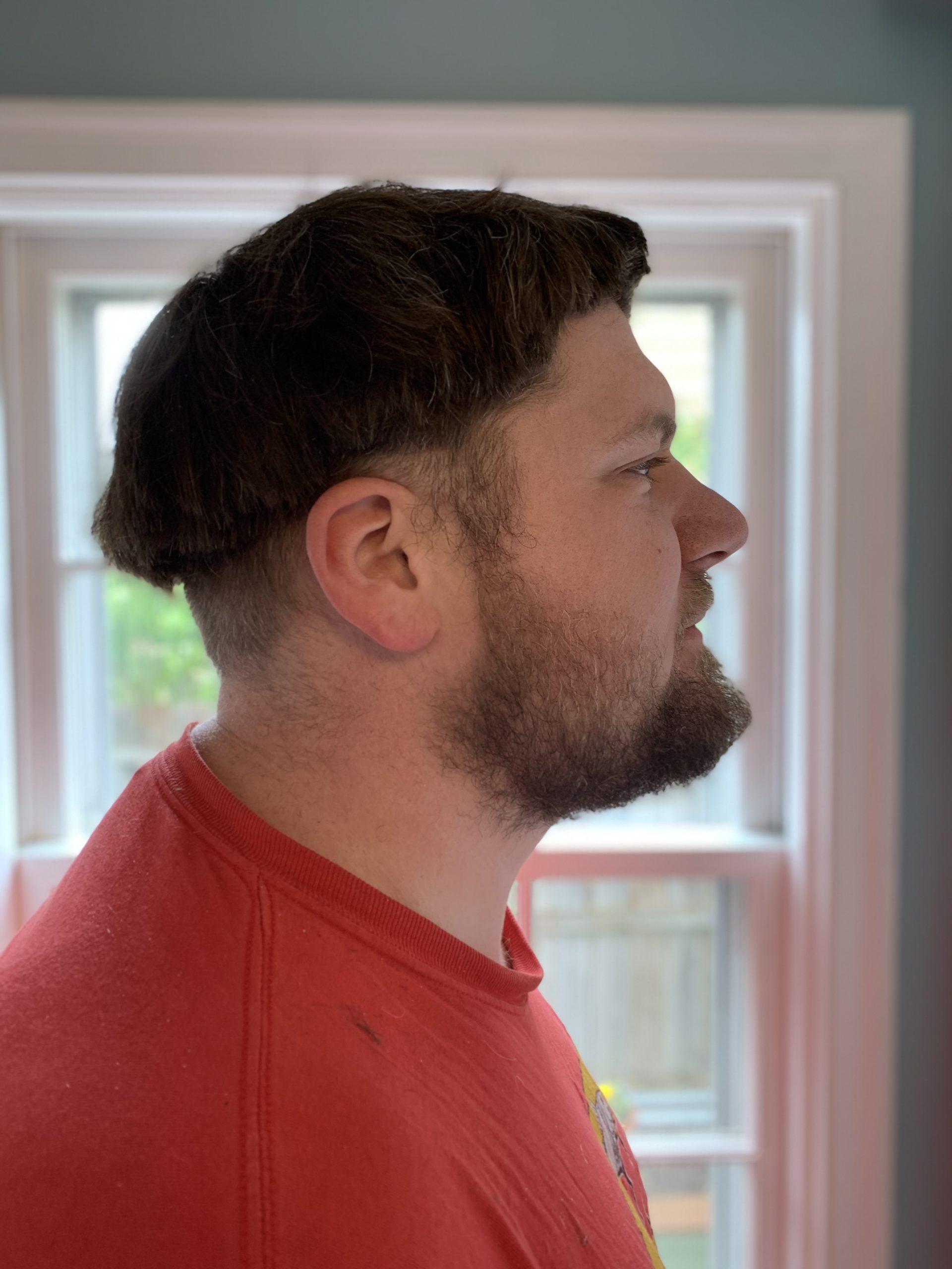 What is a Friar hair Cut?