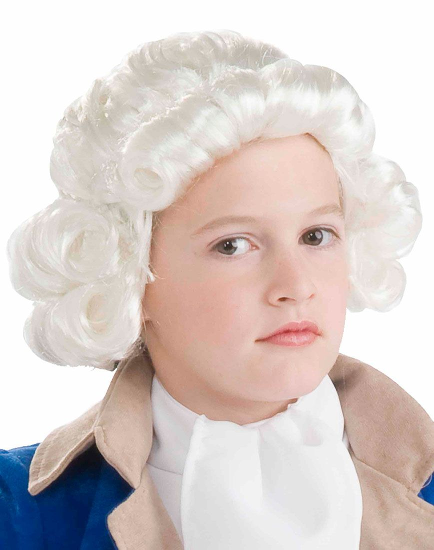 George Washington Wig For the President