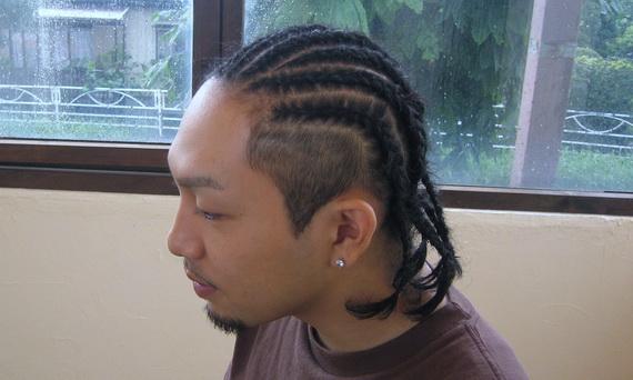 Glamour Ghetto Hairstyles