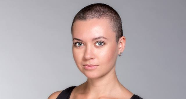Beautiful Girls Shaved hairstyles Pattern for Girls