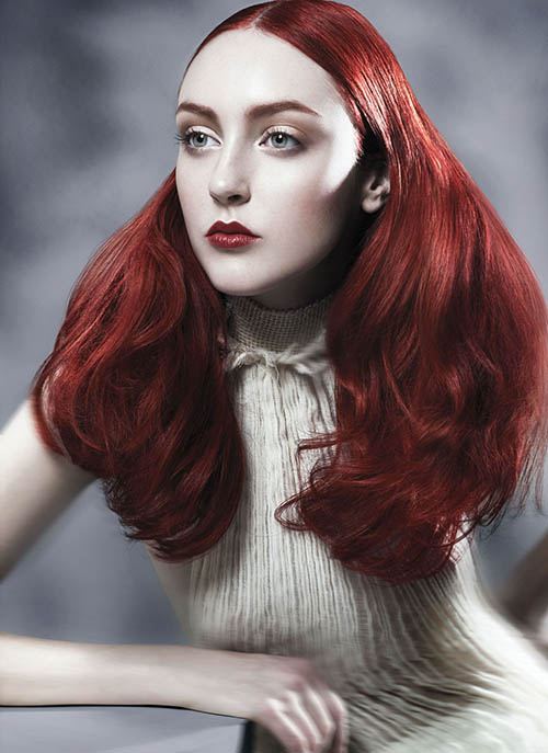 Most Popular Goth Hairstyles