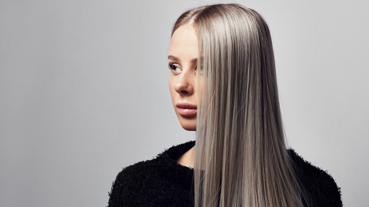 Latest Design Trend Reports – Gray Brindle Hair