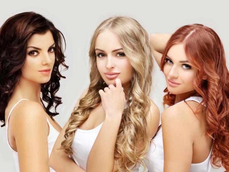 Beautiful Hair Color Rinses