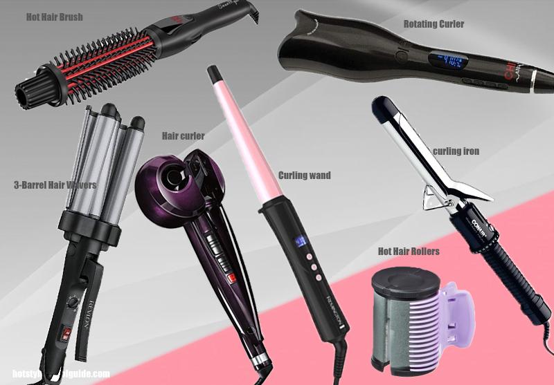Choose Right Hair Curling Tool