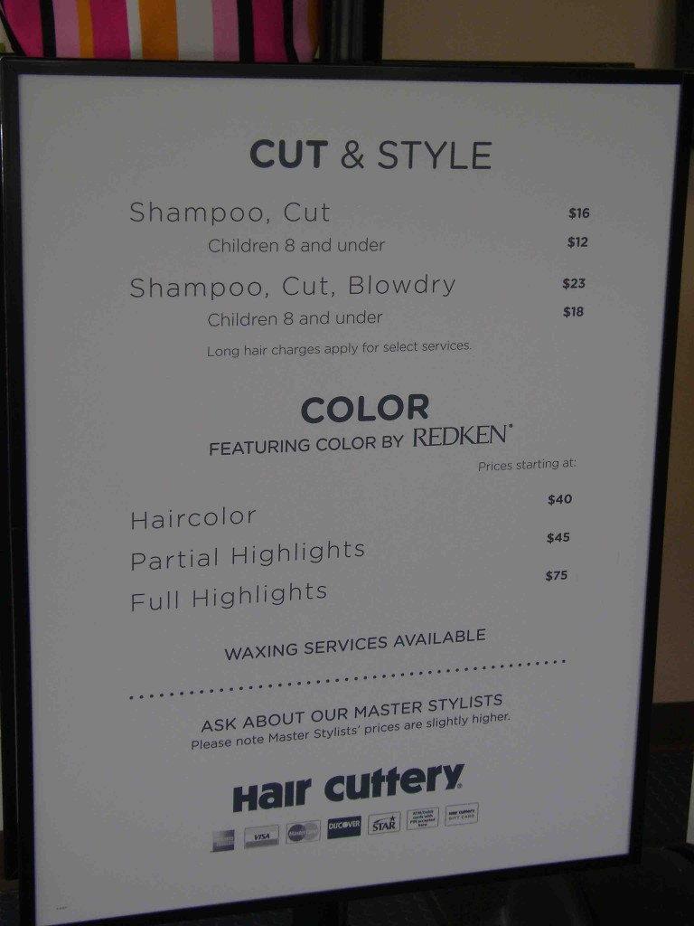 Hair Cuts: Where to Find the Cheapest Hair Cuttery Prices