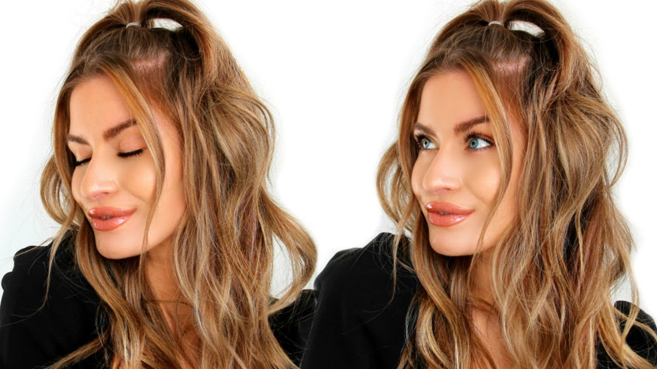 Trendy Hair Down Hairstyles Pattern for Women