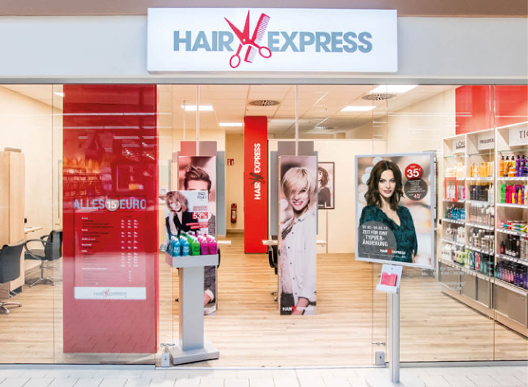 Looking For Great Hair Express Design Ideas
