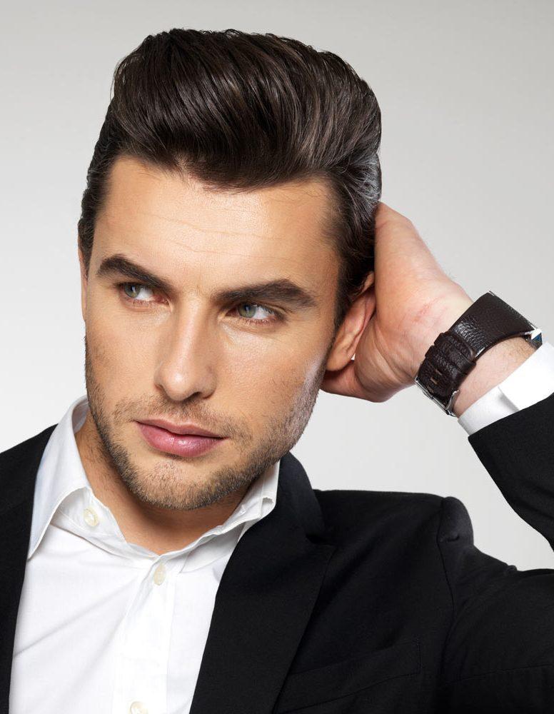 Modern Hair Pieces Design Ideas For Men