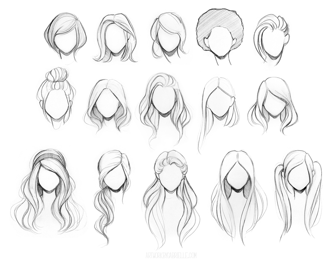 Hair Reference Tips – Why a Design Reference Guide is an Excellent Way to Get Started