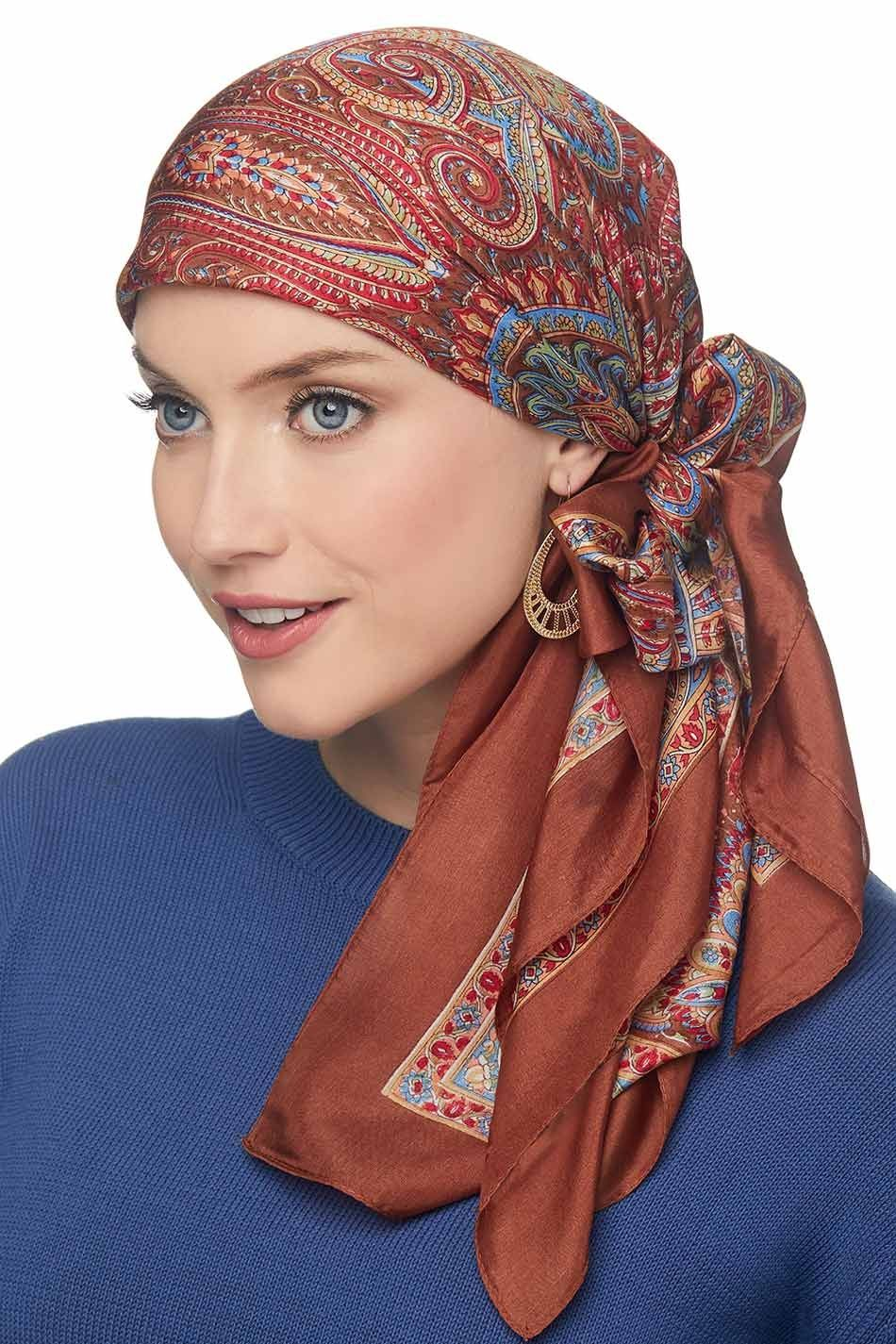 Hair Scarf Tips For Design