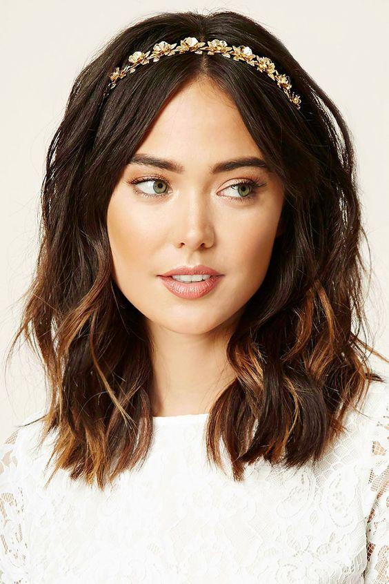 Design Ideas for Headbands – 15 Most Popular Headband Hairstyles of 2021
