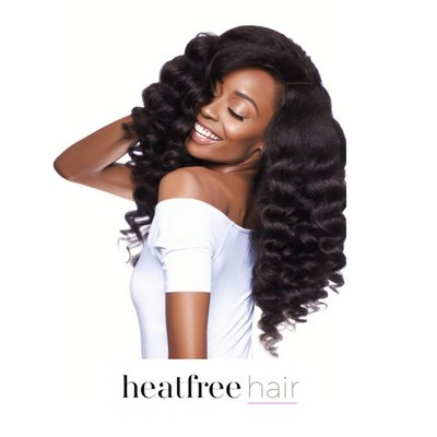 How to Get Beautiful Hairstyles With Heat Free Hair Dealing