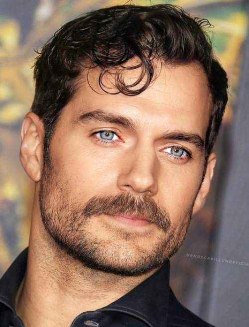 Some Of The Most Beautiful Henry Cavill Hair for Men