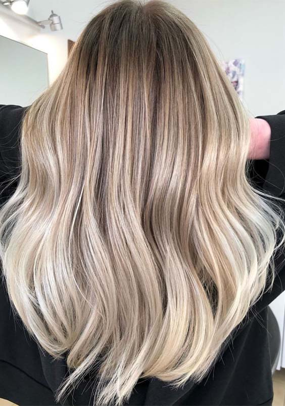 Highlights Hair Color Design Ideas